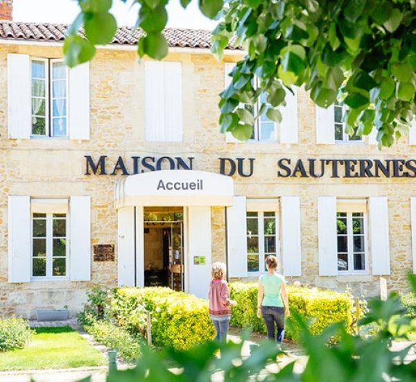 Vignobles et routes des vins office de tourisme du sud for Maison du monde gironde