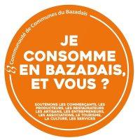Logo je consomme en Bazadais